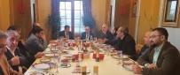 HULUSI ŞAHIN - Kızılay Malatya Şube Başkanı Yalçın 'Kardeşlik Kervanı' Uğurlama Törenine Katıldı