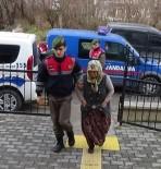 BEYCUMA - Komşusunu 3 Yerinden Bıçaklayan Kadın Tutuklandı