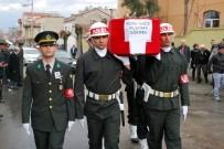 ASKERLİK ŞUBESİ - Kore Gazisi Son Yolculuğuna Askeri Törenle Uğurlandı