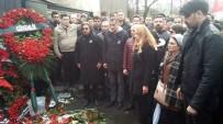 EĞLENCE MEKANI - Koruma Ve Güvenlikler Ortaköy'de Hayatını Kaybedenleri Andı