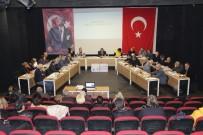 KUŞADASI BELEDİYESİ - Kuşadası Belediyesi Meclisi 2017'Nin İlk Toplantısını Yaptı