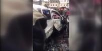 LAZKİYE - Lazkiye'de Bomba Yüklü Araçla Saldırı Açıklaması 9 Ölü