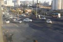 Mardin'de Trafik Kazaları MOBESE Kameralarına Yansıdı