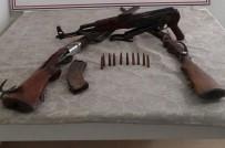 Mardin'de Uzun Namlulu Silah Ele Geçirildi