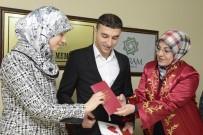 SAĞLIK RAPORU - Meram'da 2016 Yılında 2 Bin 658 Nikah Kıyıldı