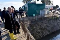 AİLE VE SOSYAL POLİTİKALAR BAKANLIĞI - Mersin'de Sel Felaketinin Yaraları Sarılmaya Çalışılıyor