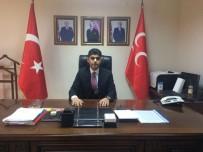 MUSTAFA YıLMAZ - MHP Seyhan İlçe Başkanı Bener Görevine Başladı