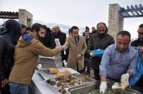 BALIK EKMEK - Munzur Üniversitesi'nde 'Balık-Ekmek' Etkinliği