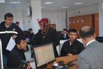 KAN GRUBU - Nüfus Müdürlüklerinde Yeni Kimlikler İçin Özel Talep Masaları Oluşturuldu
