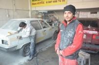 MOTOR USTASI - - Sanayi Esnafının Soğukla İmtihanı