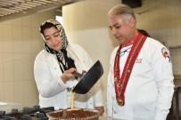 KABAK TATLıSı - Profesyonel Aşçılara Yöresel Yemekler Öğretildi