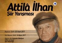 KEREM ALıŞıK - Şairler 'Attila İlhan' Anısına Yarışacak