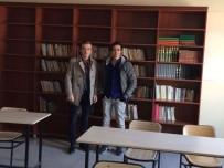 EINSTEIN - Salihli MYO, İlkokula Kütüphane Kazandırdı