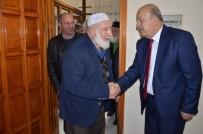 TÜRKLER - Sargın, Dünya Gürcü Müslümanları Birliği'ni Ağırladı