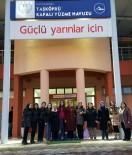 Taşköprü'de Bayanlara Yönelik Yüzme Kursu