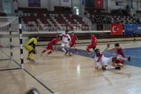 SLOVAKYA - Türkiye Futsalda Rövanşı Aldı