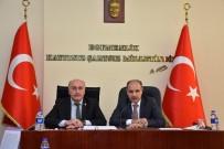 Vali Aktaş, Encümen Ve İl Genel Meclisi Toplantısı Başkanlık Etti