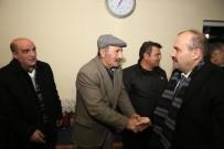 Vali İsmail Ustaoğlu, Harmanözü Köyü'nü Ziyaret Etti