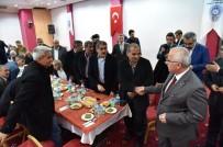 KANAAT ÖNDERLERİ - Vali Tuna Siverek'te Kanaat Önderleriyle Bir Araya Geldi