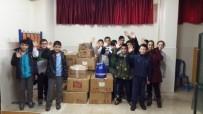 BOSTANCı - Vefakar Öğretmenden Eski Okuluna Yardım
