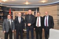 ENTELLEKTÜEL - Vuslat Platformu Heyetinden Başkan Keleş'e Ziyaret