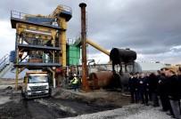 UĞUR POLAT - Yeşilyurt Belediyesi Kendi Asfaltını Üretecek