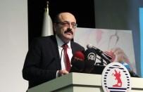 GIRESUN ÜNIVERSITESI - YÖK Başkanı Saraç, Sağlıkta Şiddete İşaret Etti
