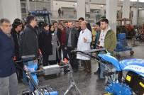 ÇUKUROVA ÜNIVERSITESI - Ziraat Mühendisi Adaylarına Uygulamalı Eğitim