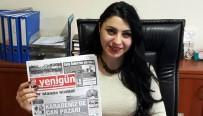 ANADOLU ÜNIVERSITESI - 2 Çocuk Annesi Kadın Azmetti, Gazete Patronu Oldu