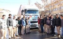 BEBEK MAMASI - Aksaray'da Öğrencilerden Halep'e Yardım Tırı
