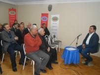 SÜRGÜN - Anadolu Kültür Ve Dayanışma Derneği'nden ''Kırım Türkleri'' Konferansı