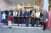 ANADOLU ÜNIVERSITESI - Anadolu Üniversitesi Psikolojik Danışma Ve Rehberlik Merkezi Yeni Binasında Hizmette