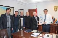 ASKF'den Kaymakam Kara'ya 'Hayırlı Olsun' Ziyareti
