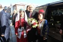 Bakan Müezzinoğlu Konya'da