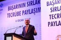 SELÇUK ÜNIVERSITESI - Bakan Müezzinoğlu, Selçuk Üniversitesi'nde