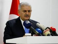 KANAAT ÖNDERLERİ - Başbakan Yıldırım, Bağdat ve Erbil'de temaslarda bulunacak
