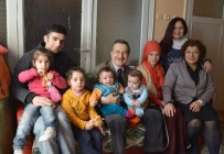 SÜTLÜCE - Başkan Ataç 'Hoş Geldin Bebek' Ziyaretlerini Sürdürüyor