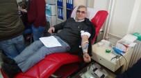 Batman'da Kan Bağışı Rekoru
