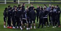 NECIP UYSAL - Beşiktaş Hazırlıklarını Sürdürüyor