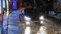 ORTAKENT - Bodrum Sokakları Göle Döndü