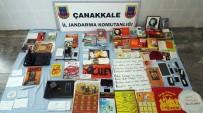 FLASH BELLEK - Çanakkale'de Jandarmadan DHKP-C'ye Operasyon Açıklaması 8 Gözaltı