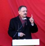 DEPREM BÖLGESİ - Çevre Bakanı Özhaseki'nin Kayseri Temasları