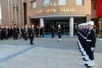 GÜNGÖR AZİM TUNA - Cumhurbaşkanı Erdoğan'dan Şanlıurfa Valiliği'ne Ziyaret