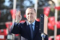 SPOR BAKANLIĞI - Cumhurbaşkanı Recep Tayyip Erdoğan