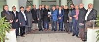 AİLE VE SOSYAL POLİTİKALAR BAKANLIĞI - Deniz Feneri Derneği'nden ETSO'ya Ziyaret