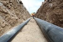 PAMUKKALE - Denizli Büyükşehir'den 5 Mahallesin Su Problemine Çözüm