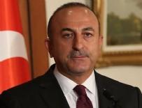 ASKERİ OPERASYON - Dışişleri Bakanı Çavuşoğlu: Bir terör örgütüne müttefikimizin silah vermesi kabul edilemez