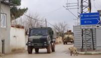 ZIRHLI ARAÇLAR - El Bab'a Askeri Sevkiyat