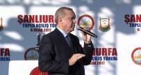 KATLIAM - Erdoğan Açıklaması Bizim İçin Ok Yaydan Çıktı