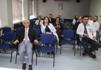 ÇOCUK SAĞLIĞI - ERÜ Hastaneleri'nde 'Tüberküloz Kontrol Programındaki Uygulamalar' Masaya Yatırıldı